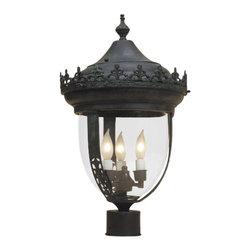 JVI Designs - JVI Designs 1108 2 light Post Lights Post Light Outdoor Lighting collec - JVI Designs 1108Features: