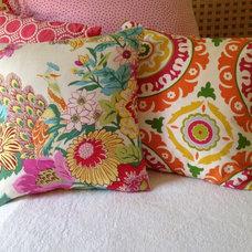 Eclectic Pillows by Studio NOO Design
