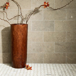 Seagrass - Luxurious limestone tiles in a variety of sizes, mosaics, mouldings and trims.