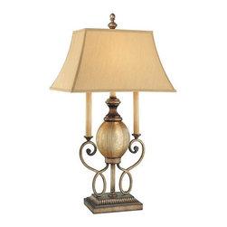 Minka Lavery - La Cecilia 1-lt Table Lamp - La Cecilia 1-lt Table Lamp