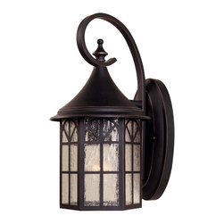 Savoy House - Savoy House 5-8251-25 Manchester Wall Mount Lantern - Savoy House 5-8251-25 Manchester Wall Mount Lantern