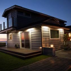 California Oceanview Home - Bullfrog Spas