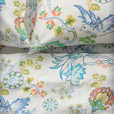 eclectic sheets by Anthropologie