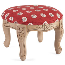 Footstools And Ottomans by Pierre Deux -- CLOSED