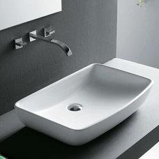 Modern Bathroom Vanities And Sink Consoles by MegaSupplyStore