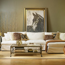Eclectic Sofas by High Fashion Home