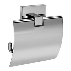 Graff | Graff Toilet Paper Holder with Cover -