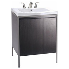 Modern Bathroom Vanities And Sink Consoles by Home Depot