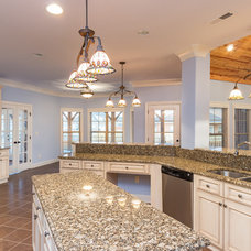 Traditional Kitchen Islands And Kitchen Carts by Legacy Southern Homes
