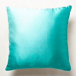 Anthropologie - Dip-Dyed pillow - *Side zip