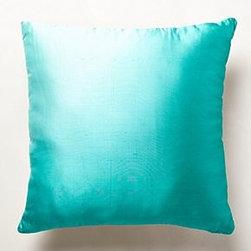 Anthropologie - Dip-Dyed pillow - *Side zip