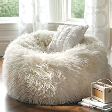 Contemporary Bean Bag Chairs by PBteen
