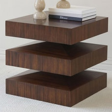 modern nightstands and bedside tables by Beth Dotolo, RID, ASID