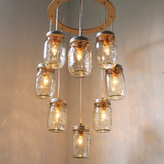 eclectic lighting by Etsy