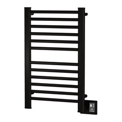 Amba - Amba Sirio S-2133 Series Collection Towel Warmer - Dual-purpose radiator functions as towel warmer and space heater