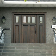 traditional front doors by Doorex