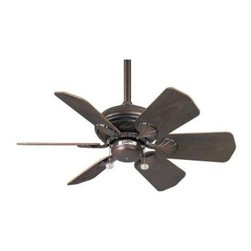 Casablanca - Outdoor Fan: Casablanca Wailea 31 in. Brushed Cocoa Ceiling Fan 41U546D - Shop for Lighting & Fans at The Home Depot. The ETL Damp-rated Wailea fan, inspired by Casablanca's popular Capistrano and Lanai fans, is perfectly suited for small spaces. This 31-in.-wide fan is ideal for bathrooms, laundry rooms, walk-in closets and kitchens where ventilation is needed. This model comes with 6 Brushed Cocoa Blades.
