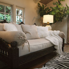Eclectic Day Beds And Chaises by Tara Design