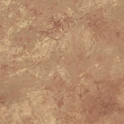 Stucco Marble Texture in Red and Gold - FT23498 - Book Name:Texture Style