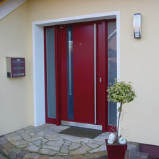 Contemporary Front Doors by Fenstermann LLC