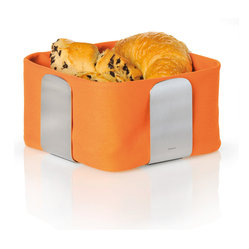 Desa Bread Basket, Small, Orange