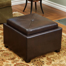 Traditional Footstools And Ottomans by Great Deal Furniture