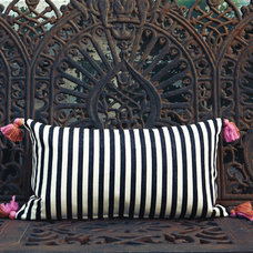 Contemporary Pillows by Proud Mary