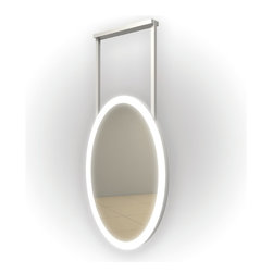 Elite Lighted Mirror by Electric Mirror -