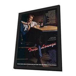 Tree's Lounge 27 x 40 Movie Poster - Style A - in Deluxe Wood Frame - Tree's Lounge 27 x 40 Movie Poster - Style A - in Deluxe Wood Frame.  Amazing movie poster, comes ready to hang, 27 x 40 inches poster size, and 29 x 42 inches in total size framed. Cast: Jackson, Samuel L.
