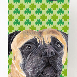 Caroline's Treasures - Mastiff Shamrock Portrait Michelob Ultra Koozies for slim cans - Mastiff St. Patrick's Day Shamrock Portrait Michelob Ultra Koozies for slim cans SC9305MUK Fits 12 oz. slim cans for Michelob Ultra, Starbucks Refreshers, Heineken Light, Bud Lite Lime 12 oz., Dry Soda, Coors, Resin, Vitaminwater Energy, and Perrier Cans. Great collapsible koozie. Great to keep track of your beverage and add a bit of flair to a gathering. These are in full color artwork and washable in the washing machine. Design will not come off.