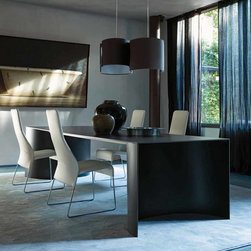 Dining Tables - Archie Dining Table with Lazy Chairs