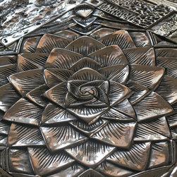 Metal Tiles Collection | Lotus Series - David Umemoto