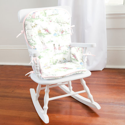 Traditional High Chairs And Booster Seats by Carousel Designs