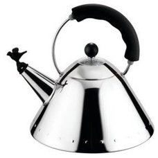 modern coffee makers and tea kettles by Switch Modern