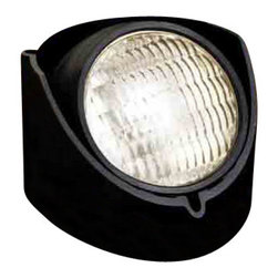 Kichler Lighting - Kichler Lighting 15488BK12 Black Landscape Well Light - 12 Pack - 1 Bulb, Bulb Type: 50 Watt PAR36, Bulb Included