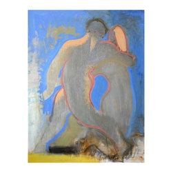 Contemporary artwork. Artist Sergey Konstantinov. - Artist Sergey Konstantinov. Художник Сергей Константинов.