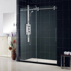 DreamLine SHDR-60607912-08 ENIGMA Shower Door