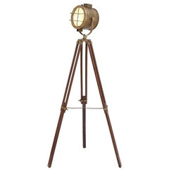 traditional floor lamps by Home Decorators Collection