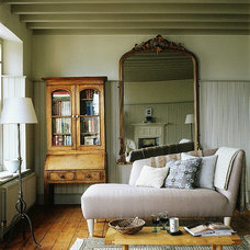 Cosy French-style living room | Living room decorating | housetohome.co.uk