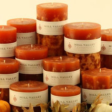 Contemporary Candles by Mill Valley Candleworks