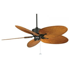 Tropical Ceiling Fans by Elite Fixtures