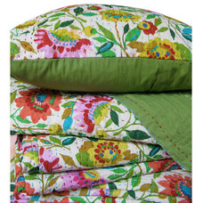 Contemporary Quilts And Quilt Sets by Kim Parker Interiors