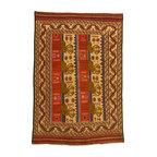 eSaleRugs - 6' 5 x 9' 3 Pictorial Sumak Rug - SKU: 22139362 - Hand Woven Pictorial Sumak rug. Made of 100% Wool. Brand New.