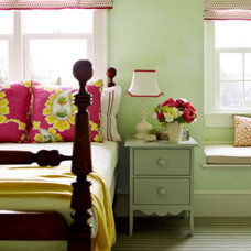 Bold Designer Paint Colors - Bright Paint Colors - House Beautiful