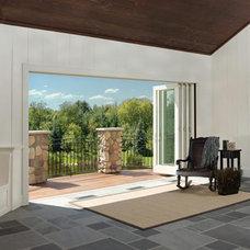 Contemporary Windows And Doors Marvin Bifold Door