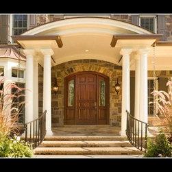 Exterior Doors - Photo Credit: XO Windows - Exterior Doors