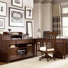 Traditional Desks by National Furniture Supply
