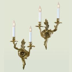 JVI Designs - JVI Designs 651 2 light Up Lighting Wall Sconce - JVI Designs 651 Features: