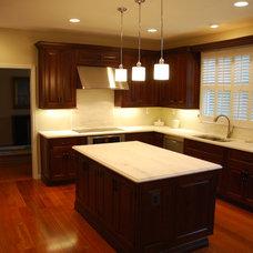 Modern Kitchen Countertops by Rugo Stone, LLC