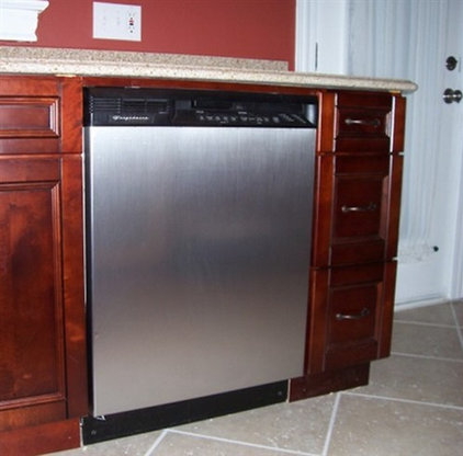 Contemporary Dishwashers by Appliance Art